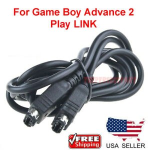 Link-Cable-For-Nintendo-Game-Boy-Advance-GBA-SP-2-player-Linking-Connector-Cord