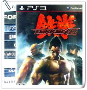 PS3-TEKKEN-6-Sony-PlayStation-Fighting-Namco-Bandai-Games