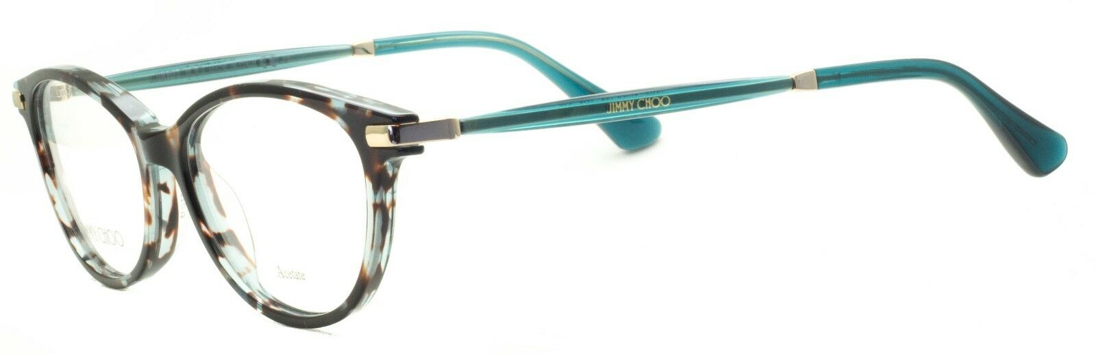 3eb87c714ed4 Jimmy Choo 153 1m5 Eyewear Glasses RX Optical Glasses Frames Italy ...