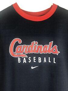 size 40 b16e0 f7c79 Nike NFL Team Apparel St Louis Cardinals T-Shirt Men's XXL ...