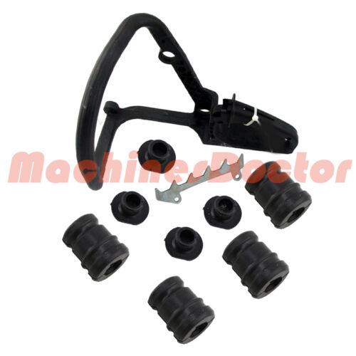 Handle Bar Annular Buffer Plug Cap 4 STIHL MS170 017 MS180 018 # 1130 791 4901