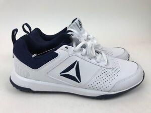 dcb465ec79de80 NEW no box REEBOK white leather lace up Shoes 12 CXT Trainer ...