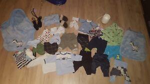 Set Kleiderpaket Baby Junge Gr.50/56 Hose Bodys,erstausstattung H&m NüTzlich FüR äTherisches Medulla Strampler