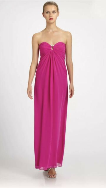 042a4d856ab NWT $395 Laundry Shelli Segal prom evening formal occasion cocktail dress 14