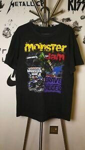 Vintage Monster Jam T-Shirt