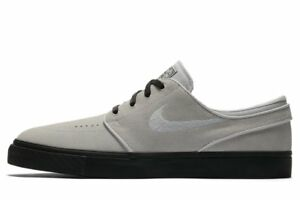 huge selection of 7902a 9995b Image is loading Nike-SB-Zoom-Stefan-Janoski-VAST-GREY-SUEDE-