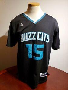 Adidas Kemba Walker #15 Charlotte Hornets Buzz ciudad Cosido ...