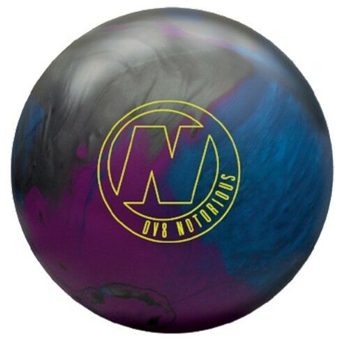 DV8 Notorious Bowling Ball NIB 1st Quality