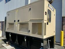 Caterpillar Lc5 Diesel Powered 225kw Prime Generator Withenclosure New 06 1k Hours