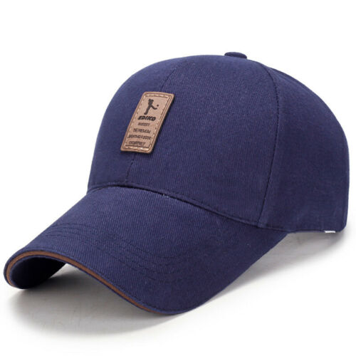 Herren Basecap Mützen Baseball Cap Hüte Kappe Hut Sports Gym Tenniscap Golfcap