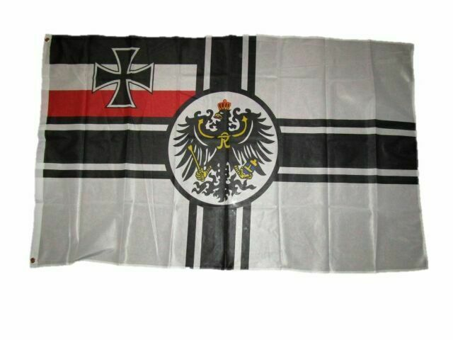 3x5 German Imperial War Germany Knitted Polyester Flag 3/'x5/' 200 Denier