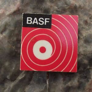 Details about BASF Vintage Computer Mainframe Consumer Electronics  Technology Pin Badge