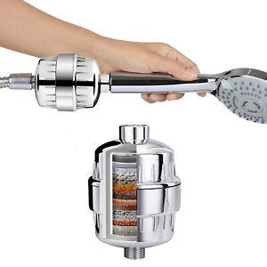 Shower Filter Hard Water Softener