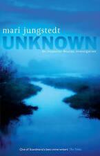 Unknown: Anders Knutas series 3, Mari Jungstedt, Good Book