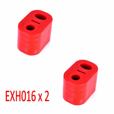 Powerflex Bushes EXH016