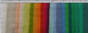 ALL1483-PER-METER-140cm-55-034-Wide-Yarn-Dyed-58-Colours-Linen-Cotton-Fabric