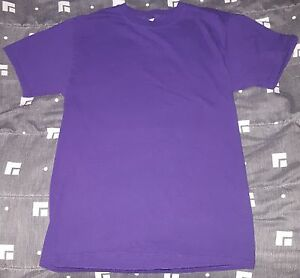 XS Purple Youth Heavyweight Blend Tee