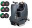 Numatic-TTV678-400G-Aufsitz-Scheuersaugmaschine-Reinigungsmaschine-Treibteller miniatuur 1