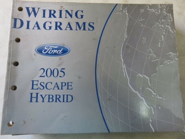 DIAGRAM 2004 Ford Escape Electrical Wiring Diagram ...