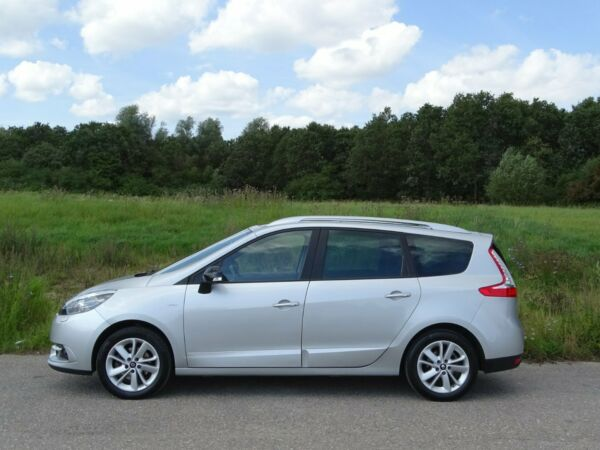 Renault Grand Scenic III 1,5 dCi 110 Limited Navi Style 7p - billede 2