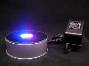 3-034-Crystal-Glass-Trophy-Laser-4-LED-Rotating-Light-Stand-Base-Display-Charger