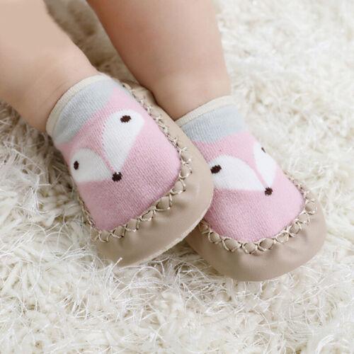 Baby Footwear Toddler Socks Anti Slip Warm Newborn Toddler Soft  Warm Soc CAV