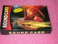 8 Channel Pci Sound Card Brand Retail Box