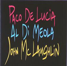 CD - John McLaughlin - The Guitar Trio - A774