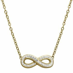 Crystaluxe-Infinity-Necklace-with-Swarovski-Crystals-in-18K-Gold-over-Silver