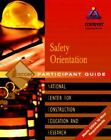 Safety Orientation by NCCER Staff (2004, Paperback)