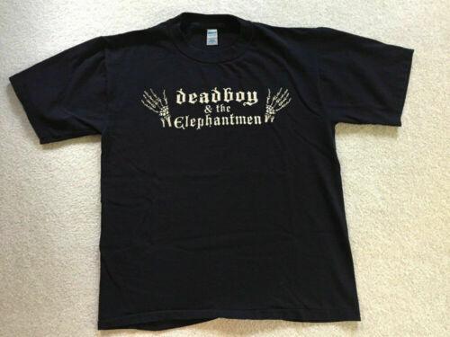 Hot Rare Vintage Deadboy /& the Elephantmen Dax Riggs Acid Bath Shirt Reprint New