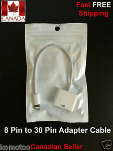 30-Pin-to-8-Pin-Lightning-Dock-Connector-Adapter-Cable-For-iPhone-iPad-iPod