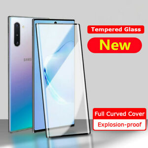 Full Cover Tempered Glass Screen Protector Film For Samsung Galaxy S20 8 Note 10