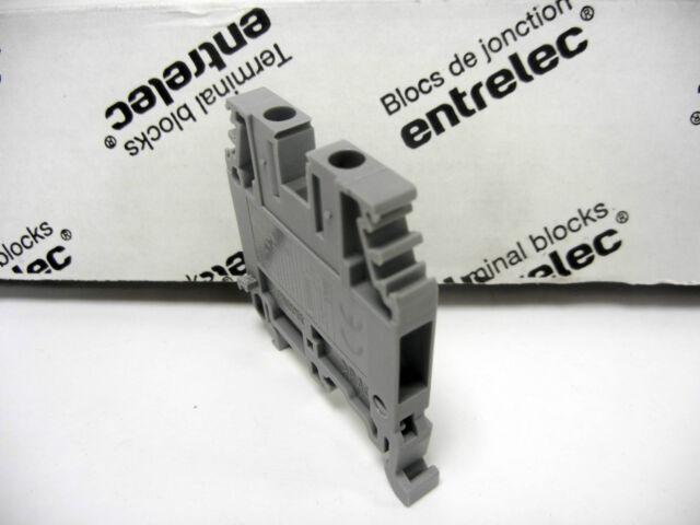 ABB ENTRELEC 1SNA115116R0700 TERMINAL BLOCKS 600V, 32A, 50 IN BOX BNIB/NOS