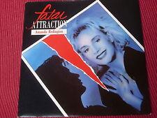 "Amanda Redington:  Fatal Attraction  UK  EX+ 7"""