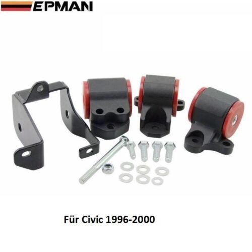 Epman Aluminium Motorhalter Swap Engine Mount Honda,Civic,Integra,Hasport,Jdm