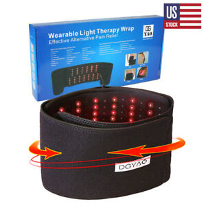 DGYAO-Red-Light-Therapy-Infrared-Light-Muscle-Back-Pain-Relief-Gift-for-Wife-Mom
