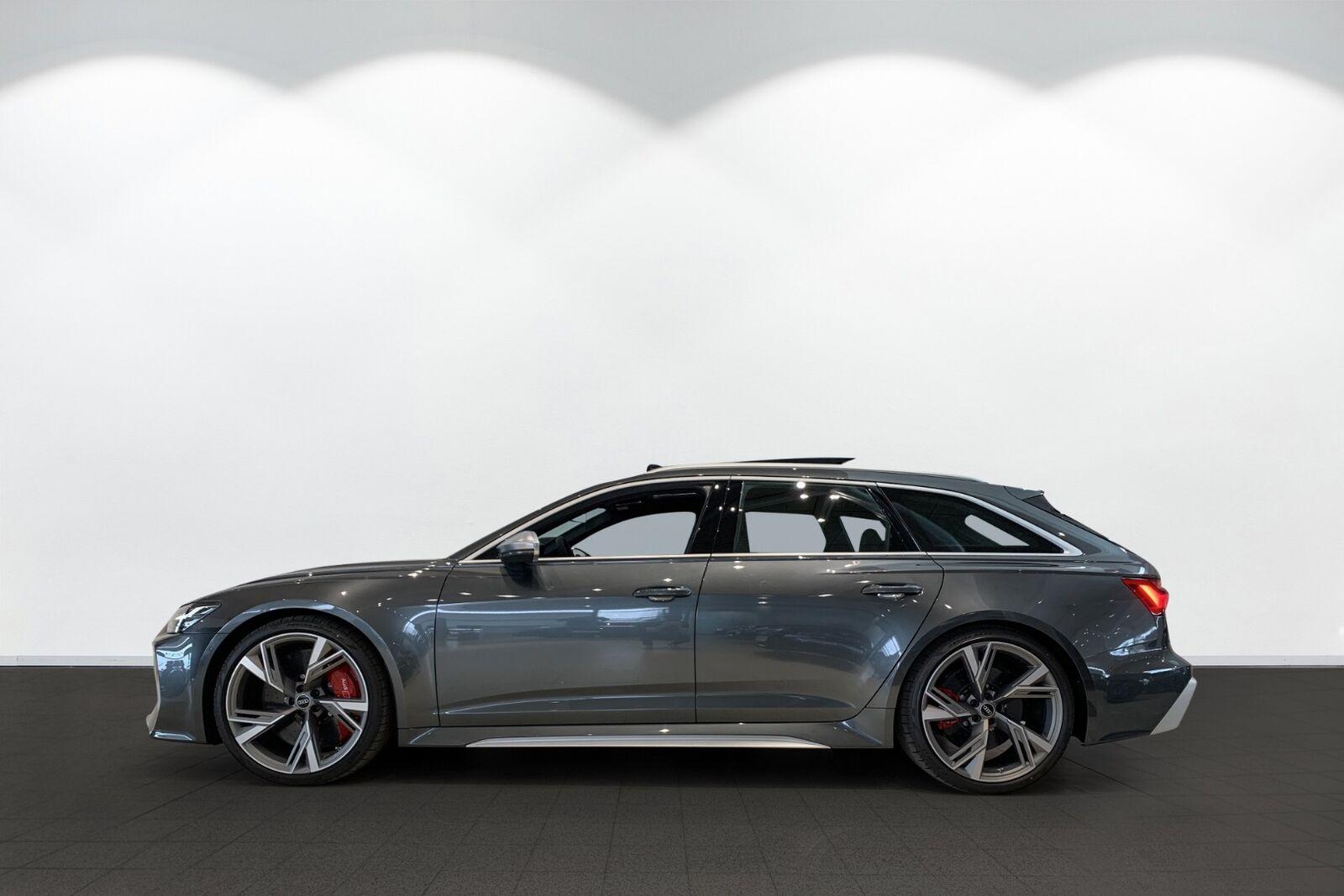 Brugt Audi RS6 4,0 TFSi Avant quattro Tiptr. til salg ...