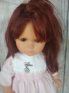 Max Zapf Creation West Germany Doll 19 Quot 1986 Red Hair
