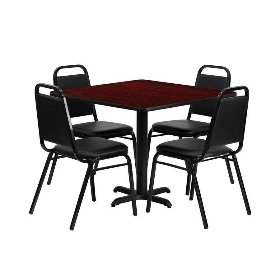 Flash Furniture  Pub Tables & Sets - HDBF1010-GG