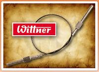 Genuine Wittner Braided Wire Violin Tailgut  1/2