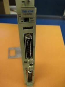 Tektronix-VX4286-32-Channel-Analog-Digital-Input-Module-Control-Data-Systems