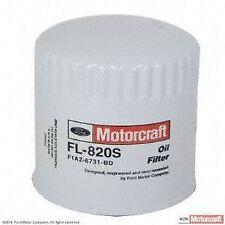 Motorcraft FL820S Silicone Valve Oil Filter New