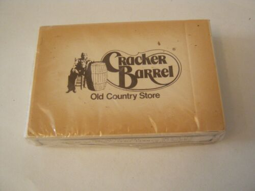 Cracker Barrel Old Country Store Playing Cards 010-22