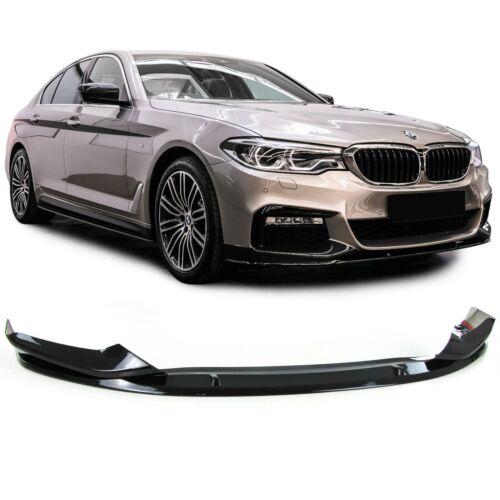 Front Becquet Lèvre approche pare-chocs CARBON LOOK pour BMW 5er g30 g38 à partir de 16
