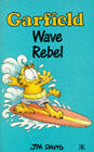 Garfield - Wave Rebel by Jim Davis (Paperback, 1996)