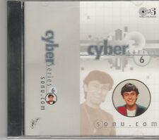 Cyber Series 6 - sonu Nigam   [Cd]