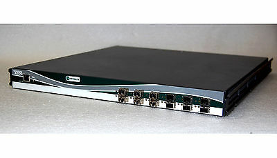 Mcdata Sphereon 4300 Fc 12x Gigabit Rete Switch Fibre Channel + 6x Gbic #i56- Alta Qualità