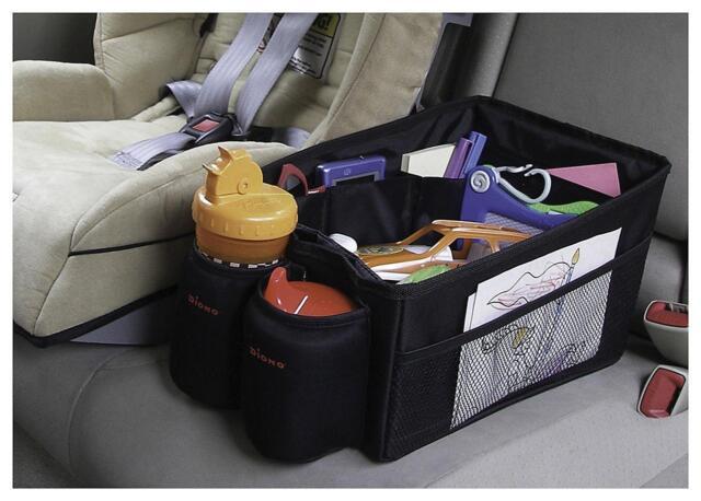 NEW Diono Travel Pal - Car Seat Organiser Tidy - Drink Holder