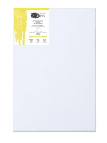 Malkarton von Artina Leinwand Malpappe Malplatte Maltuch Leinwände Kunstbedarf